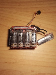 Four Tube Prototype
