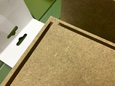 Slot the Panels With a Biscuit Joiner