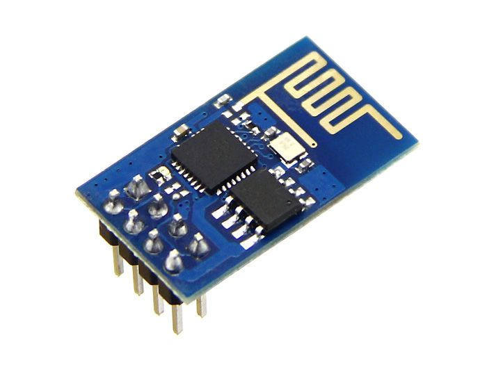 Picture of Setup and Program the ESP8266 Modules
