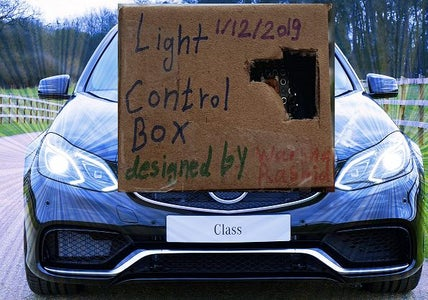 Car Auto Light System
