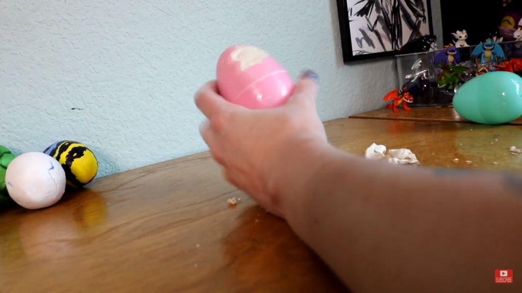 Picture of Egg #3 Third Step