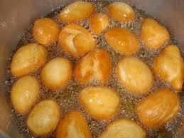 Picture of Cutting and Frying