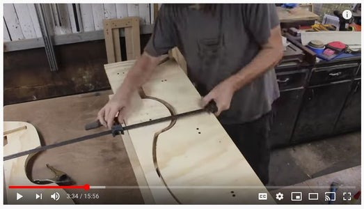 Bending Sides and Attaching Back