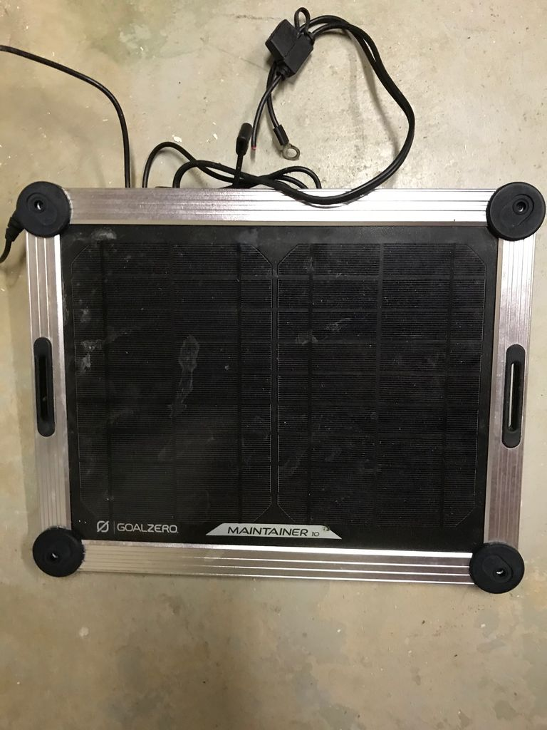 Picture of Attach Solar Panel