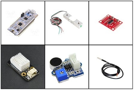 Choose Your Electronic Components