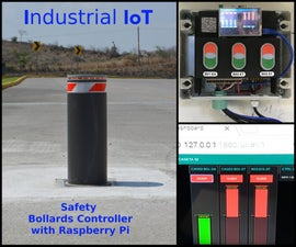 Industrial IoT Controller With Raspberry Pi