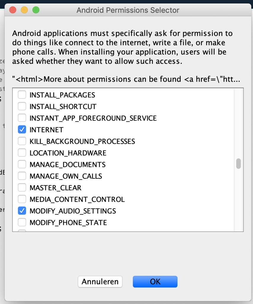 Picture of Sketch Permissions Aanzetten