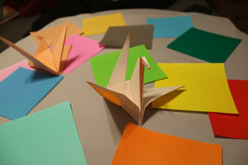 Picture of CP2: Origami Crane