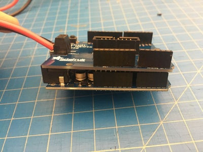 Soldering and Attaching the RGB Shield to Your Arduino