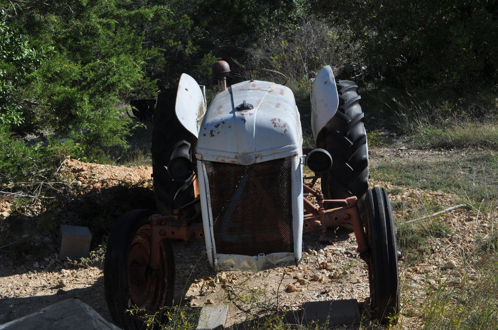 Picture of My Other Project: 1947 Ford Tractor