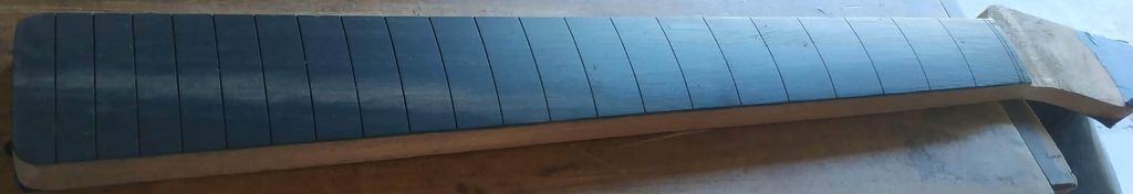 Picture of The Fretboard
