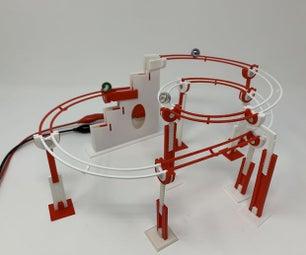Marblevator, Magnetic Tracks