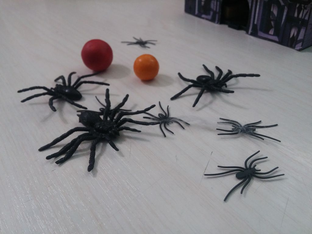 Picture of Halloween Items