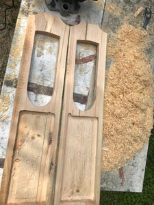 Hollow Your Wood to Create a Sound Box