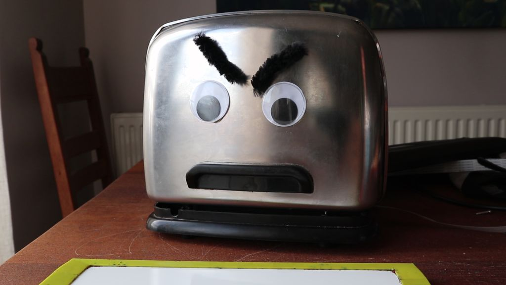 Picture of Ted the Talking Toaster
