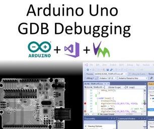 Arduino Uno GDB Debugging