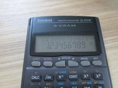 Refurnish Faded Calculator's LCD Display