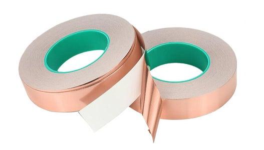 1. Put a Copper Tape