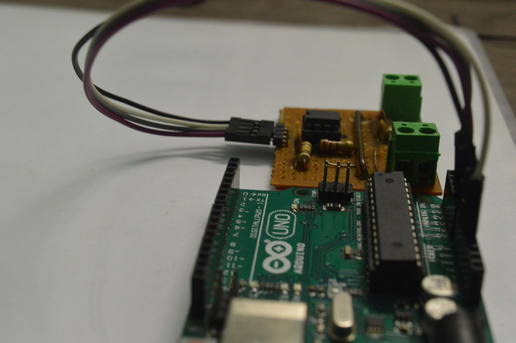 Picture of DIY Power Measurement Module for Arduino