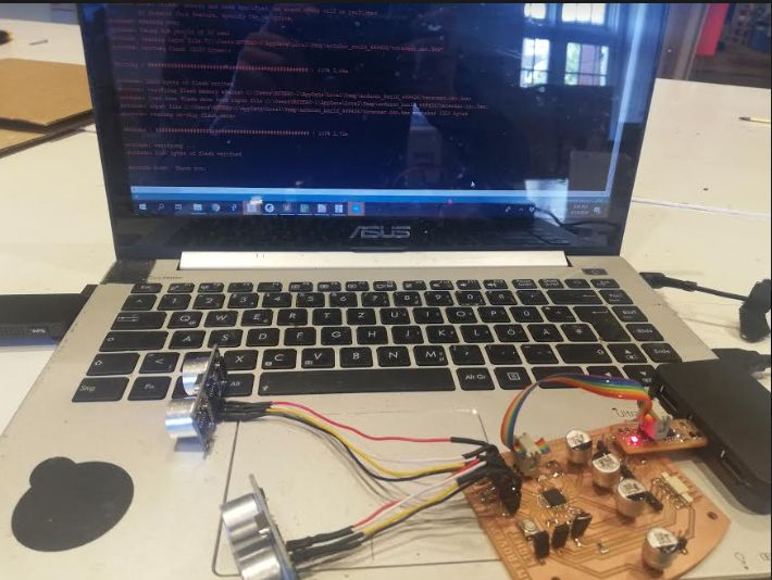 Picture of Programming the Robotic Light
