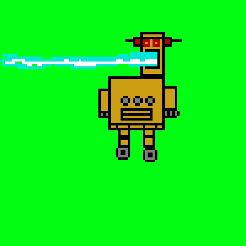 Picture of A More Advanced Animation: Intructables Robot