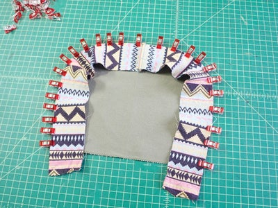 Prepare and Attach Gusset