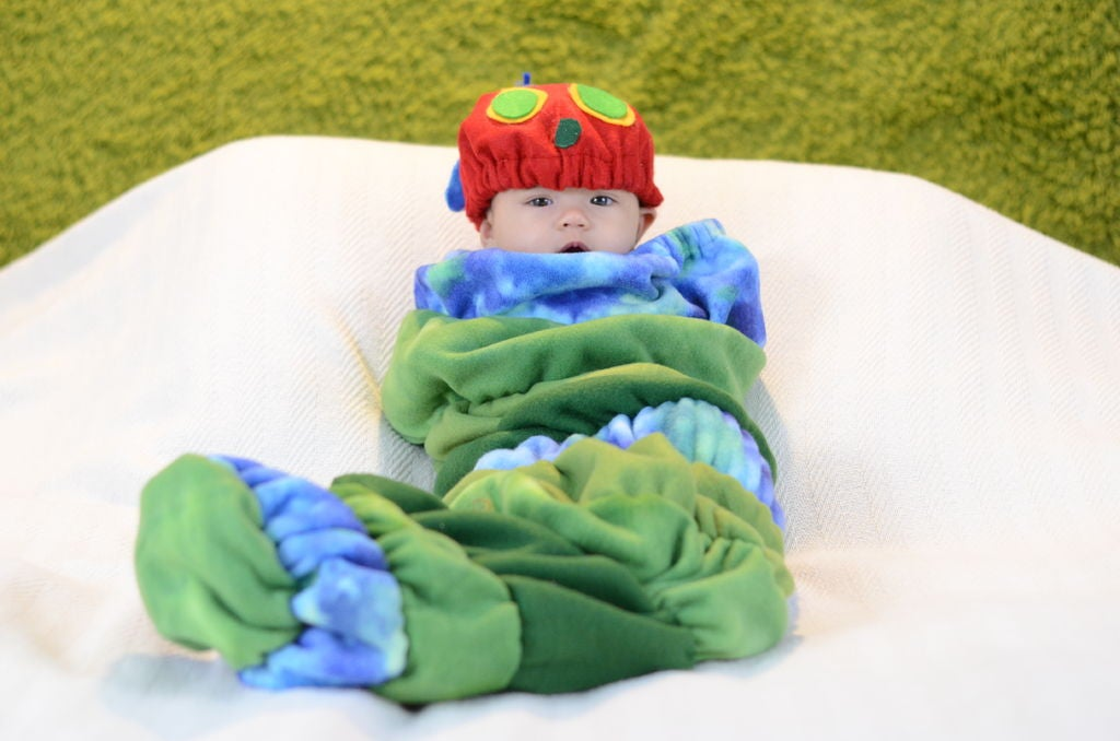 Picture of The Very Hungry Caterpillar Baby Costume