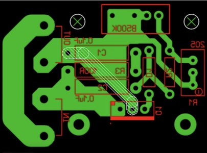 First We Need to Design a Circuit Board.