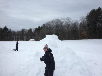 1 - There's Snow Pile Like Snow Piles