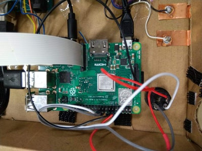 OCR Speech - Raspberry Pi 3.0 B