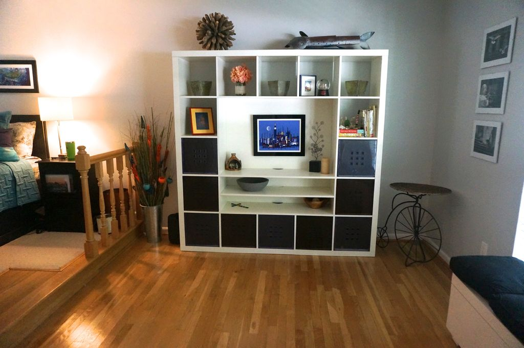 Picture of IKEA Hack: How to Upgrade Your IKEA Shelving Unit for $40