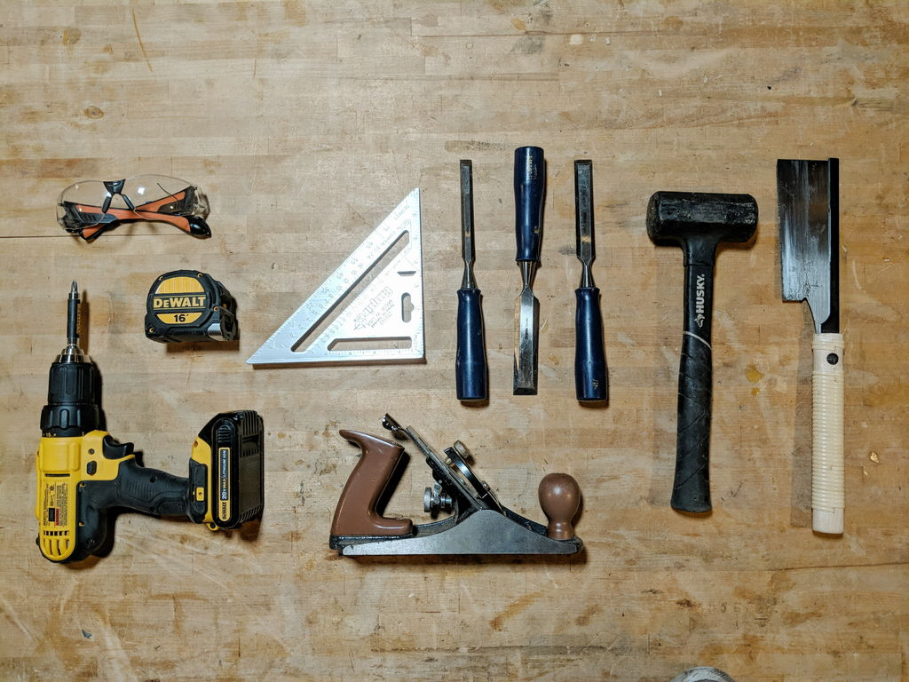 Picture of Collect Tools and Materials
