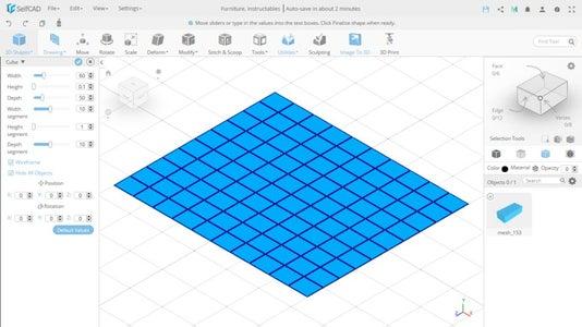 Add a Cube