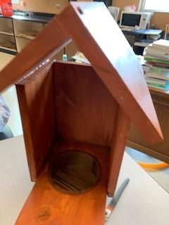 Picture of Blue Gray Gnat-Catcher Bird House