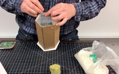 Prepare Your Plastic Liner