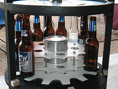 Picture of Building the Beer Turntable