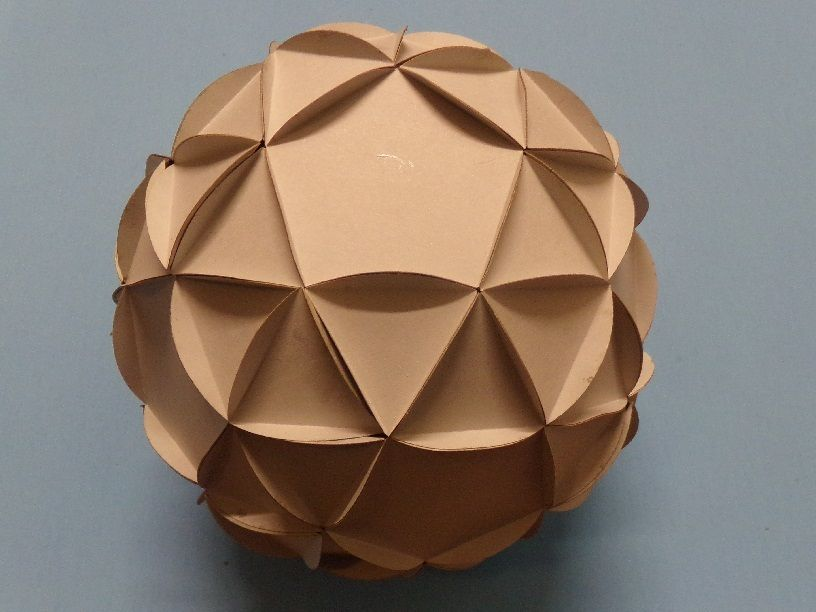 Picture of Making a Snub Dodecahedron