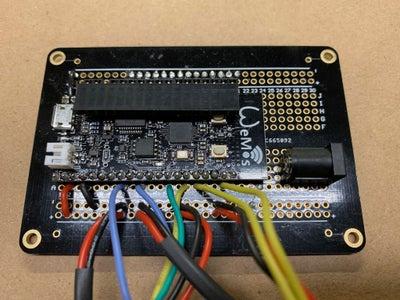 Main Controller Board