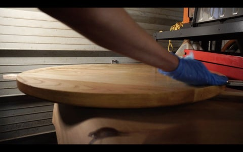 Mounting the Table Top and Finishing