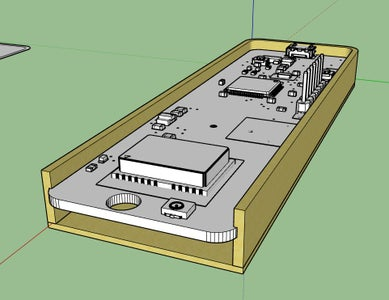 3D Printed Case... Sort Of