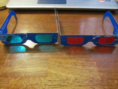 Colorblind Aid Glasses