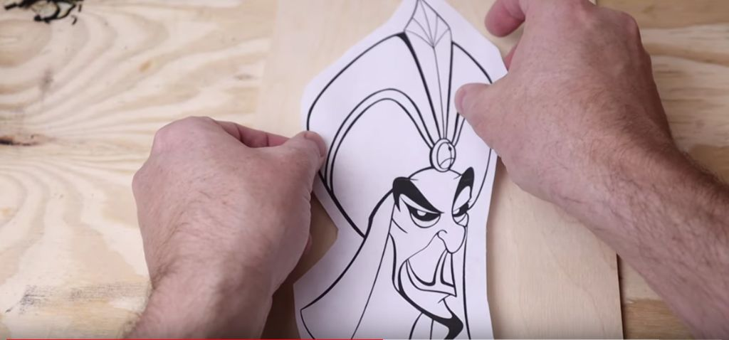 Picture of Cutting Jafar