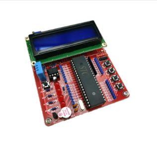 STC89C51 MCU-Temperature Humidity Alarm