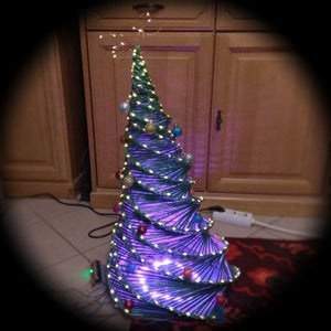 Music Animated Christmas Tree