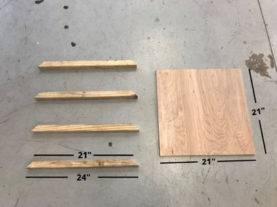The Frame Materials