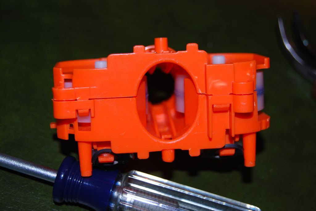 Picture of Wire Up Motors