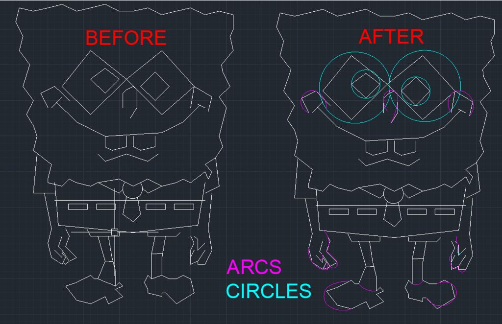 Picture of Editing Your AutoCAD Drawing