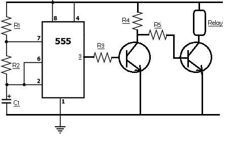 My 555 IC overheats