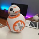 DIY BB8 - Fully 3D Printed - 20cm Diameter First Prototype of Real Size