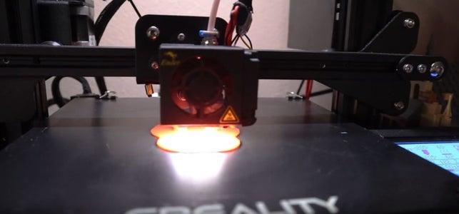 Printing the Berries